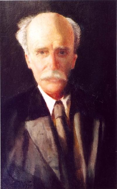 Grandfather Portrait 1929 400