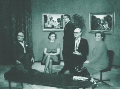 TV Duke Duchess Bedford 1970 400bw
